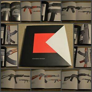 RARE KALASHNIKOV assault rifle Russian Large Book PHOTO Album weapons