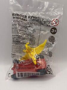2020 Burger King Kid's Meal Hot Wheels Bone Crusher Toy New Sealed