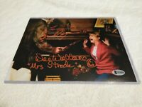 Dee Wallace And Tyler Mane Dual Signed Halloween 8X10 Photo with 2 Inscribed