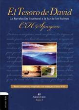 NEW - El Tesoro de David I (Spanish Edition) by Vila-Vila, Eliseo