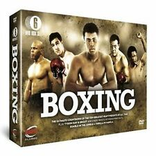 Boxing DVDs and Blu-ray Discs