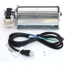 Universal Blower Kit (Motor at left)only for Wood/Gas Burning Stove or Fireplace