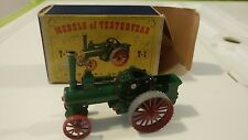 Models Of Yesteryear - Y1 Alchin Traction Engine