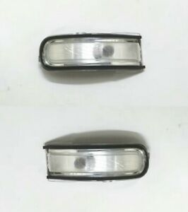 Pair of Side View Mirror Turn Signal Light Lamp for Jeep Renegade 15 16 17 18
