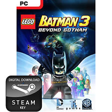 LEGO BATMAN 3 oltre GOTHAM PC e MAC STEAM KEY