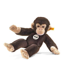 "STEIFF® 064722 - Koko Schimpanse Affe Kuscheltier ""Knopf im Ohr"" 35 cm Bär"