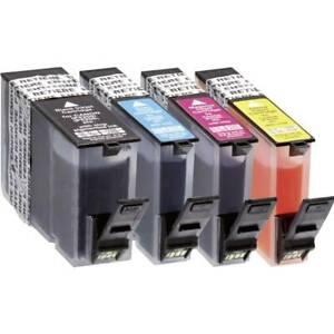 Compatible PGI-5 CLI-8 Set Ink Cartridges 0621B029/0628B001 for Canon ip3300