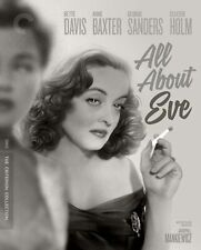 All About Eve (The Criterion Collection) [Blu-ray] Anne Baxter discs � :  2 New