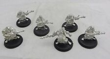 Warmachine  Cryx Bile Thralls (6) army lot