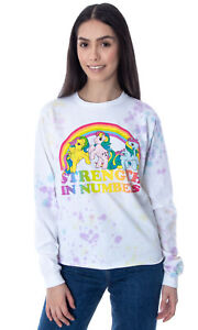 My Little Pony Women's Strength In Numbers Skimmer Long Sleeve T-Shirt