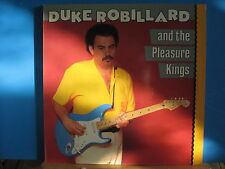 DUKE ROBILLARD and the PLEASURE KINGS Demon 1983 FREE UK POST !