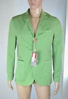 Giacca Uomo Blazer FB FASHION Made in Italy LU055 Verde Tg da 44 a 56