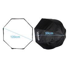 "GODOX 120cm 48"" Octagon Umbrella Flash Softbox Reflector For Camera Speedlite"