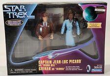 Vintage 1998 Playmates Star Trek Holodeck Collector Series Action Figure Toys