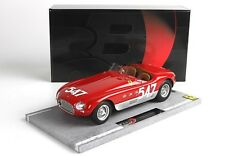 Ferrari 340 Spider Vignale Winner MM 1953 1/18 lim.ed. 400 pcs  1/18 BBRC1802