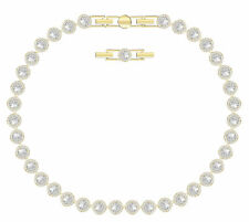 Angelic All Around Necklace White Gold Plating 2019 Swarovski Jewelry 5505468