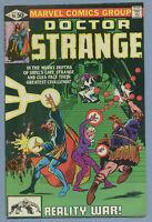 Doctor Strange #46 1981 David Michelinie, Stern, Kerry Gammill, Michael Golden c
