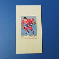 MAURICE RICHARD  Montreal Canadiens 1964-65 Parkhurst Canadian Greats # 5 Insert