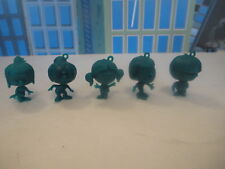 VINTAGE LOT OF GREEN FIGURES Very Cool