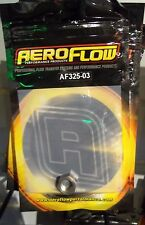 Aeroflow AF325-03 Stainless Steel Bulkhead Nut -3AN Free Very Fast Shipping