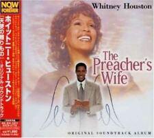 WHITNEY HOUSTON-THE PREACHER'S WIFE ORIGINAL SOUNDTRACK ALBUM-JAPAN CD D73