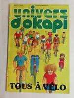N43 Rivista Universo Okapi N° 113 Tutti Con Bici Metamorfosi