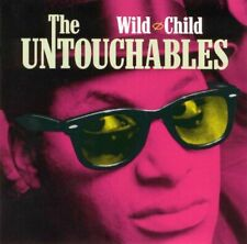 The Untouchables - Wild Child - audio cassette tape