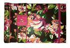 """Vera Bradley Keepsake Floral Photo Book Holds 24 Pictures 4"""" x 6"""" - English Rose"""
