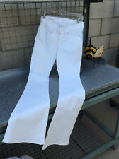 Lilly Pulitzer White Flare Jeans Size 2