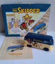 "VW Bus - Corgi ""The Skipper ""- Comic Classics - Limited Edition"
