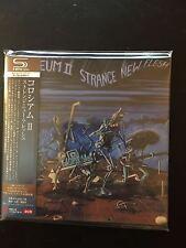 Colosseum II - Strance New Flesh SHM Mini LP Style CD Japan NEU Belle 172678-9