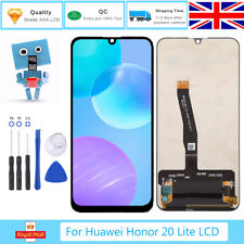 For Huawei Honor 20 Lite HRY-LX1T Display Touch Digitizer LCD Screen Replacement