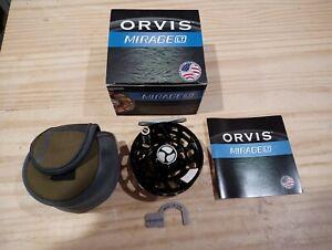 Orvis Mirage LT II 3-5wt Midnight Black