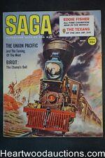 Saga Mar 1960 Philip Ronfor Cvr, Baby Face Nelson, Eddie Fisher - Ultra High Gra
