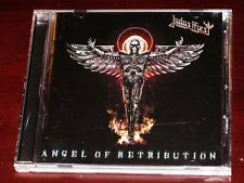 JUDAS PRIEST : Ange de Retribution CD/DVD DualDisc 2005 Sony ' Epic ' - épopée