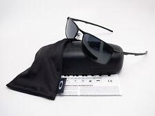 Oakley Conductor 6 OO4106-01 Matte Black w/Black Iridium Sunglasses