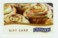 Cinnabon Gift Card - Cinnamon Rolls / Food, Restaurant - No Value - I Combine
