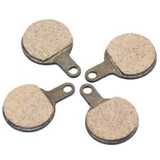 2Pairs Resin MTB Bike Disc Brake Pads for Tektro Mechanical Disc Brake Lyra A#S