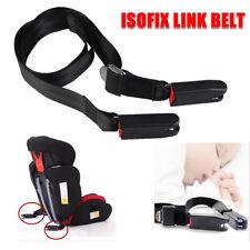 Car Baby Safe Seat Strap Isofix Latch Soft Link Belt Adjustable Anchor Holder