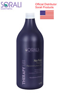 Therapy Liss - Sorali - Hair Straightening Cream - Brazilian Keratin Smoothing