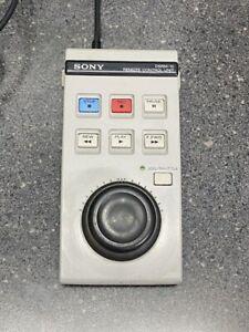 Sony DSRM-10 OEM Remote Control Unit DVCAM VTR
