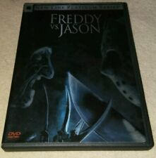Freddy vs. Jason (Dvd Platinum Series *Horror *Halloween