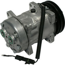 A/C Compressor-FLX7 Compressor Assembly fits 1990 Rolls Royce Silver Spur
