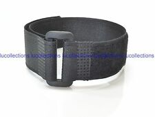 """10 Hook and Loop Reusable Cable Ties Down Straps Black 1"""" x 20"""" H157-20"""