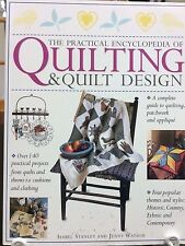 THE PRACTICAL ENCYCLOPEDIA OF QUILTING & QUILT DESIGNS--LAST ONE