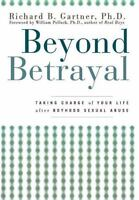 Beyond Betrayal: Taking Charge of Your Life After Boyhood Sexual Abuse (Paperbac