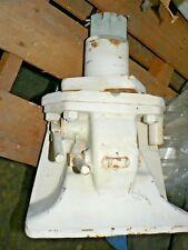 NOS Unimog Swivel Mount Pin Coupler Hitch SAF Holland CP-730-S05745 50 Ton