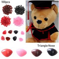 DIY Tool Plastic Toys Doll Noses Triangle Nose Safety Parts Dolls Accessories