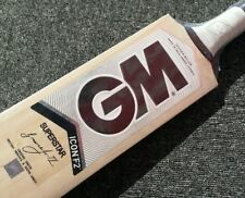 GM ICON Superstar Kashmir Willow (INDOOR) Cricket Bat +FREE SHIP & Gift+OZ Stock