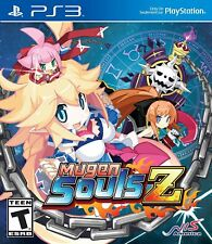 Mugen Souls Z (Sony PlayStation 3, 2014) Complete game in Very Good Condition!